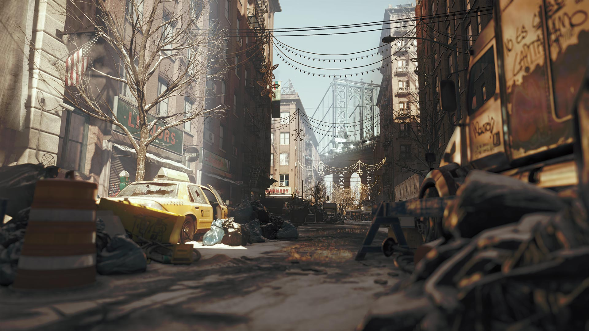 Tom clancy 39 s the division on ps4 xbox one and pc - Div games studio ...