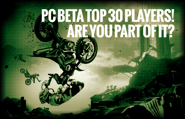 News - PC Beta Top 30 players! Are you part of it?