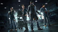 Watch Dogs - NCSA Character Trailer