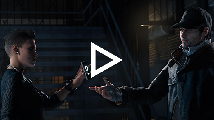 Watch_Dogs Featured Trailer