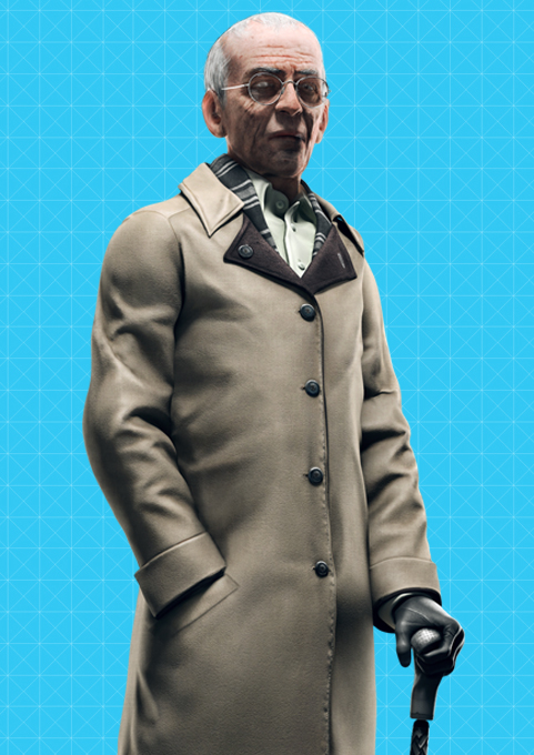 Damien Banks Watch Dogs