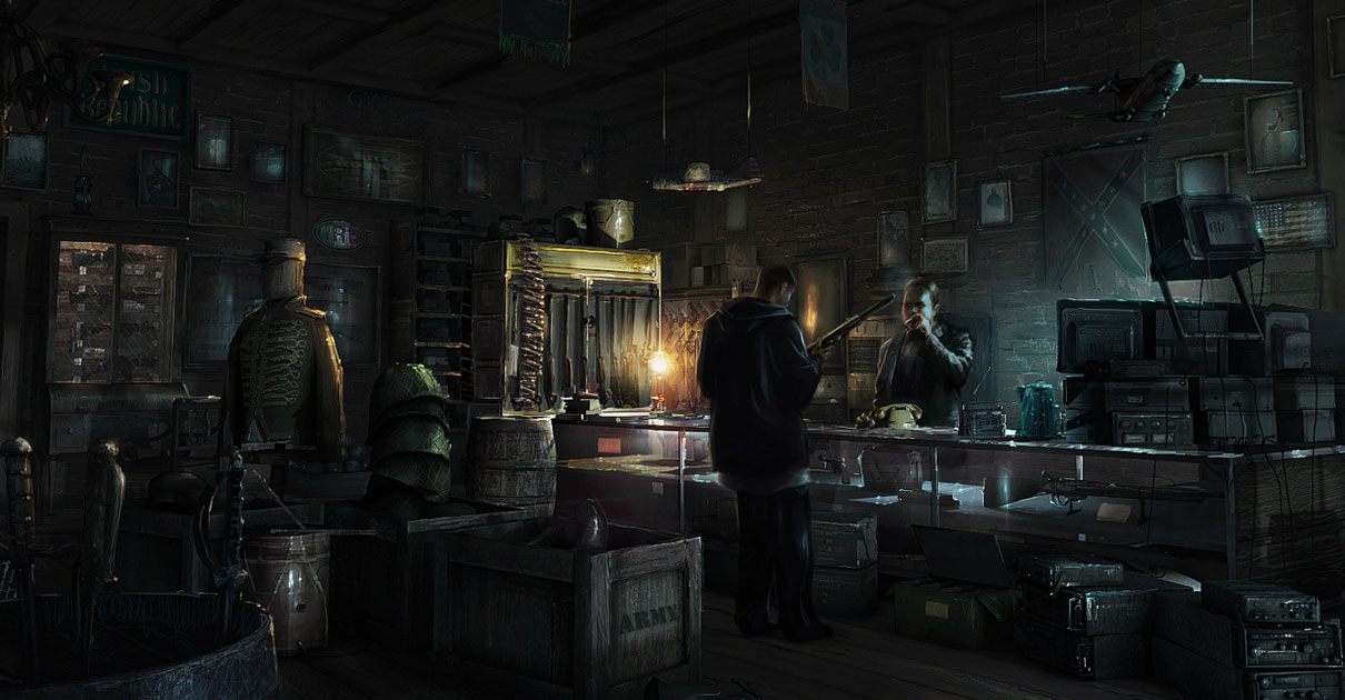 watch_dogs_conceptart_gunshop