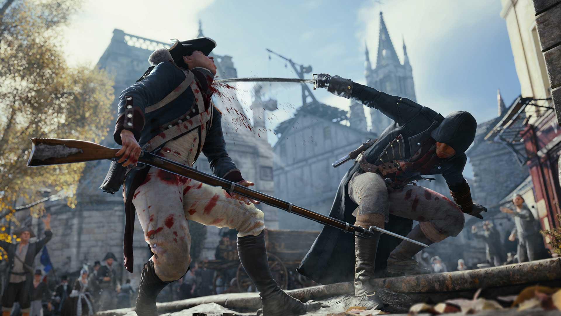 Assassin's Creed Unity Multilenguaje ESPAÑOL PC