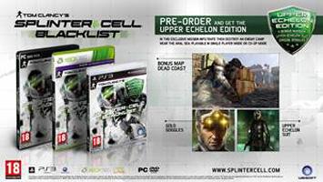 Upper Echelon Edition Preorder Offer Vip Program