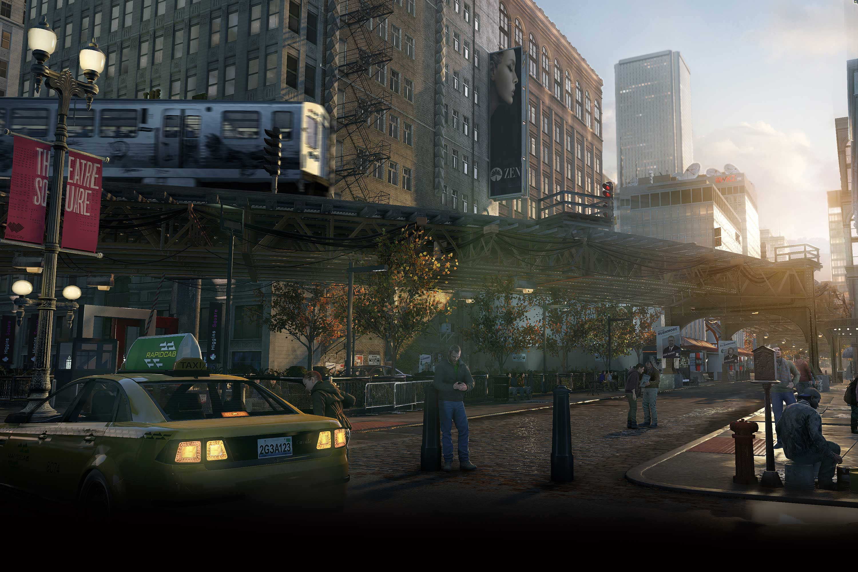 Watch Dogs E3 Demo Walkthrough
