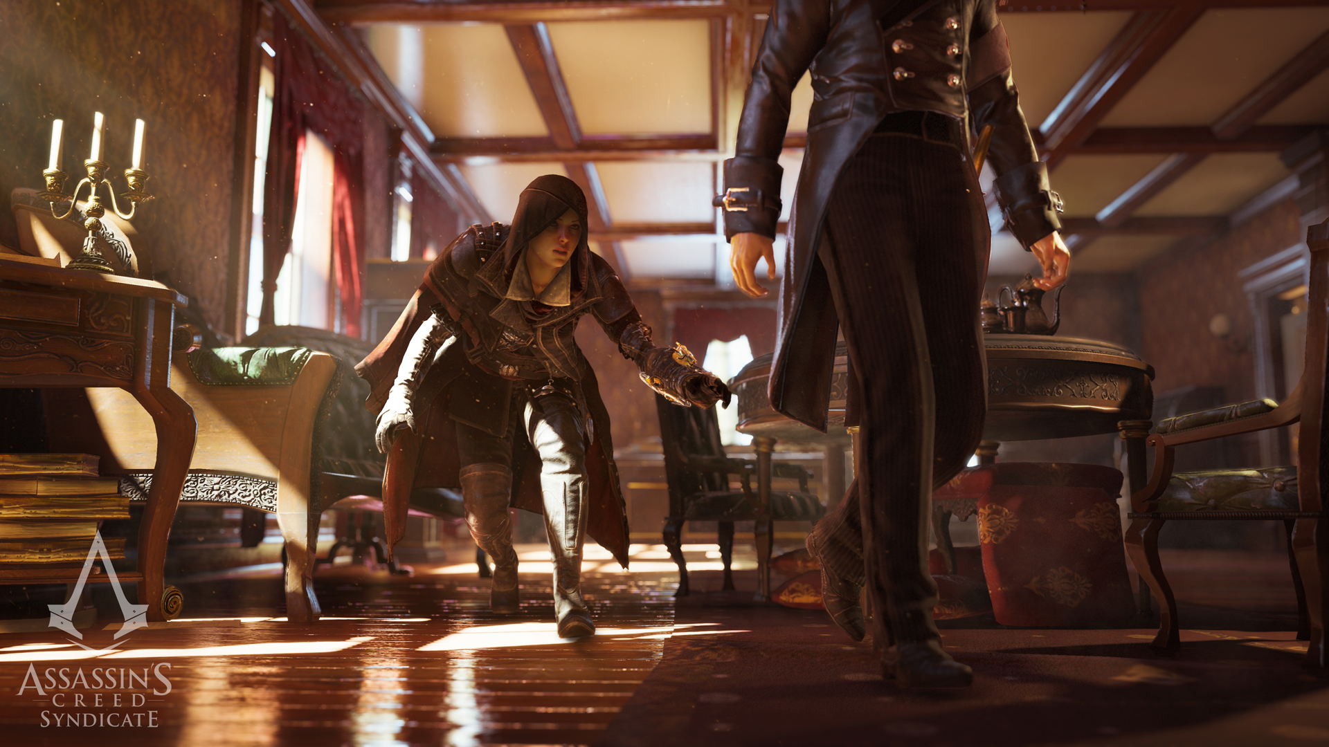 Visuel Discrétion Evie Frye Assassin's Creed Syndicate