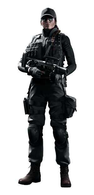 rainbow six siege ash