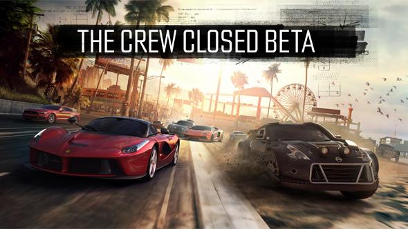 Bêta Fermé : The Crew  The%20Crew_E3_CloseBeta_590x332_146377