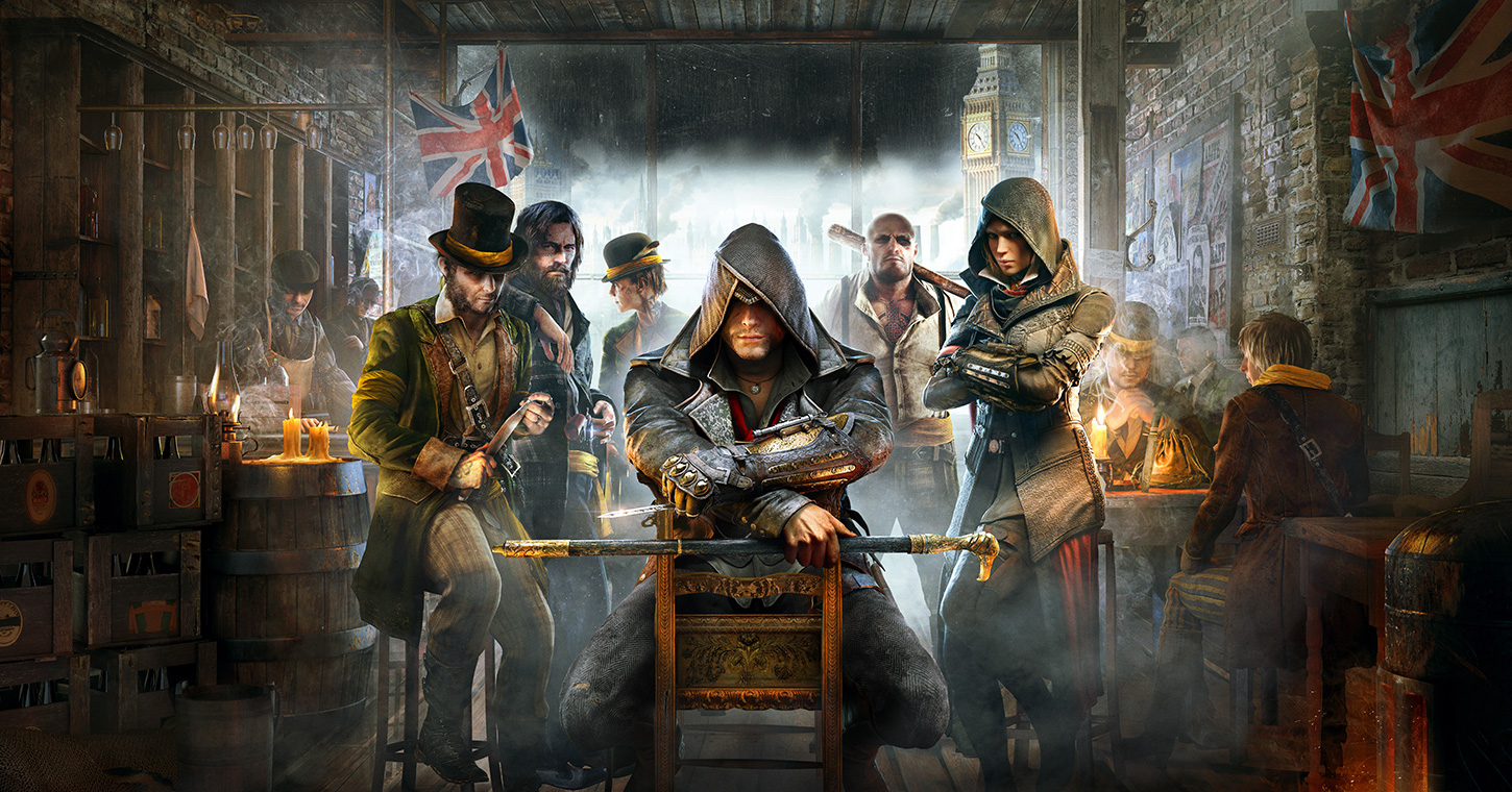 Assassins Creed Syndicate Activation Key