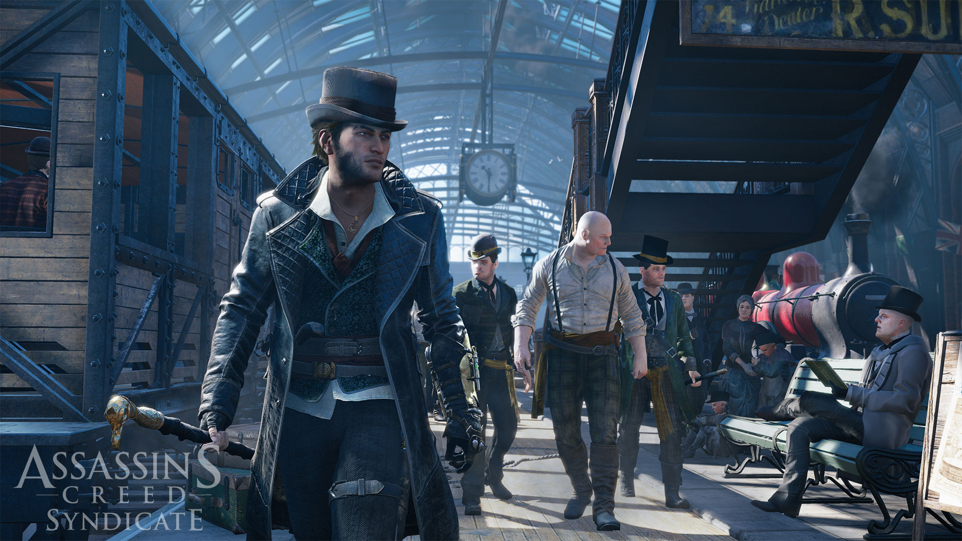 Assassin's Creed Syndicate - Parte 3