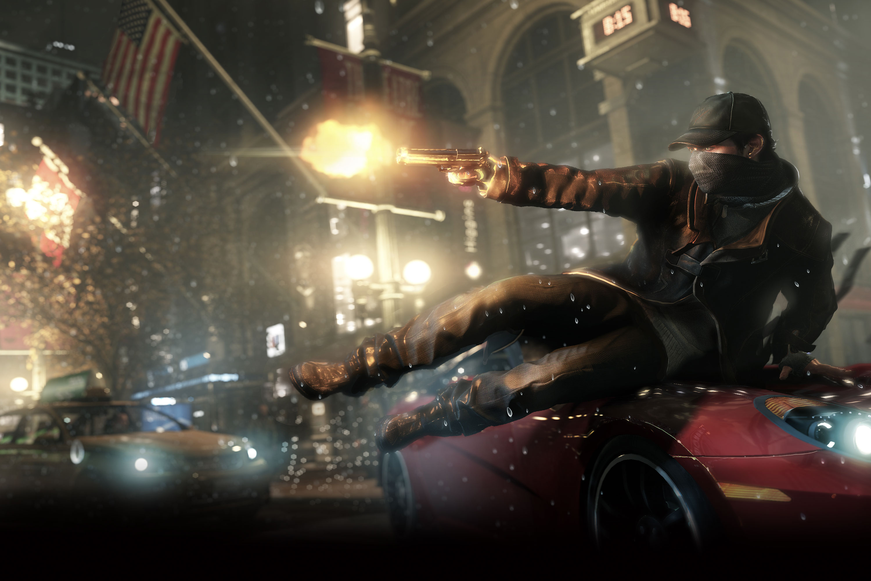 Watch Dogs CTOS Threat Monitoring Trailer