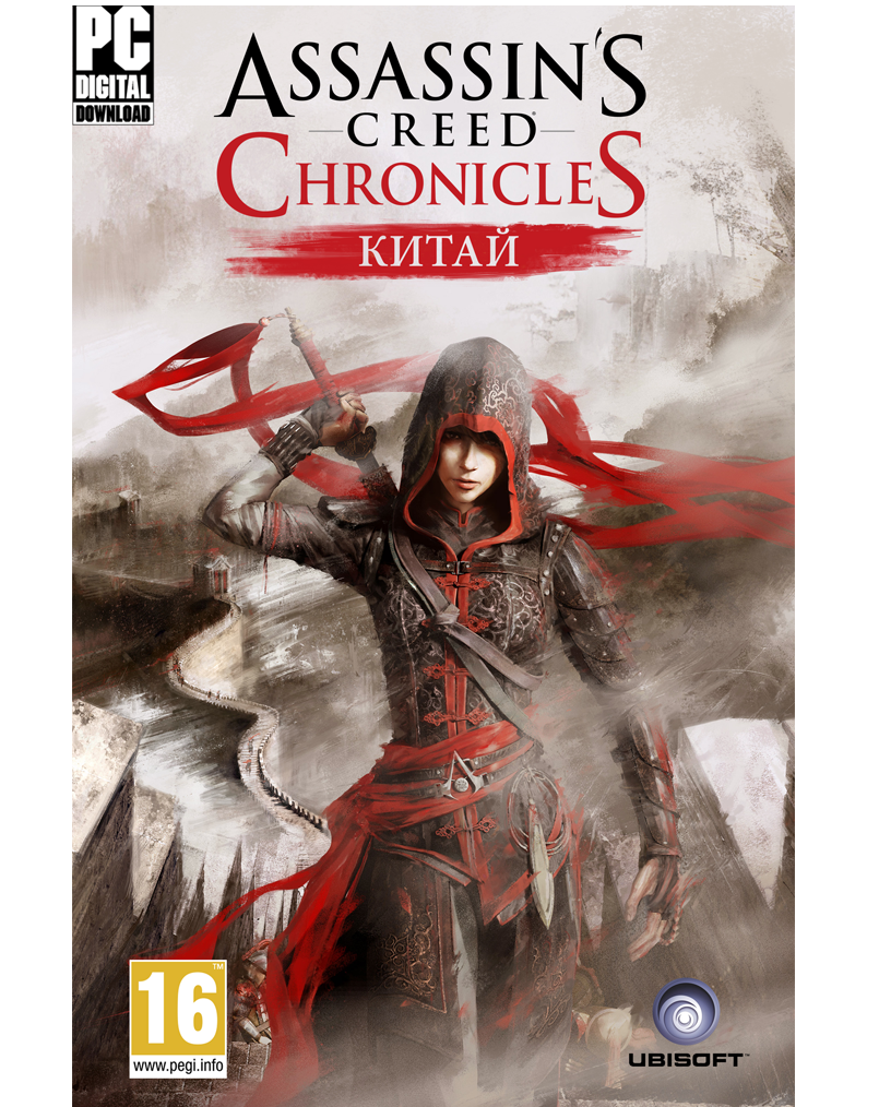 Assassin's Creed® Chronicles: Китай|Страница игры|Ubisoft