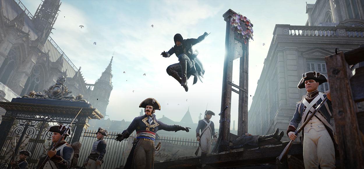 Игры про ассасина на андроид Assassin's Creed
