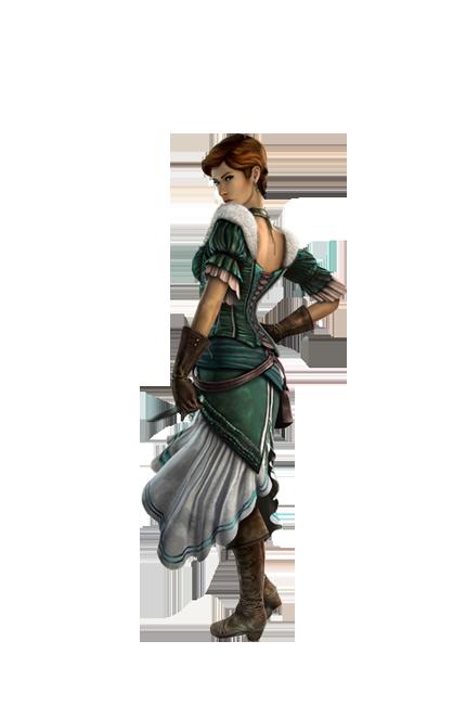 The Lady Maverick